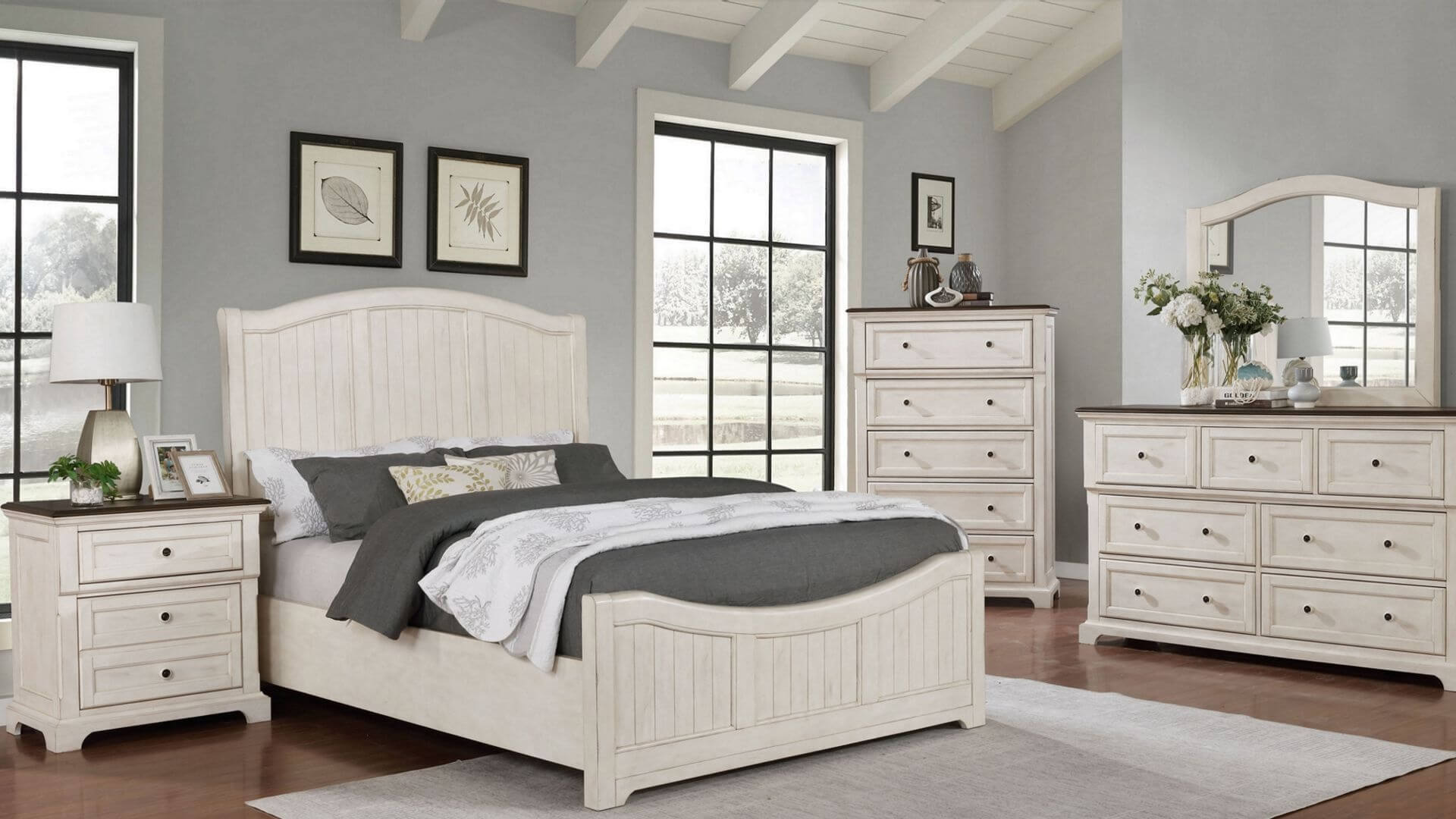 Vintage Estates Bedroom Collection