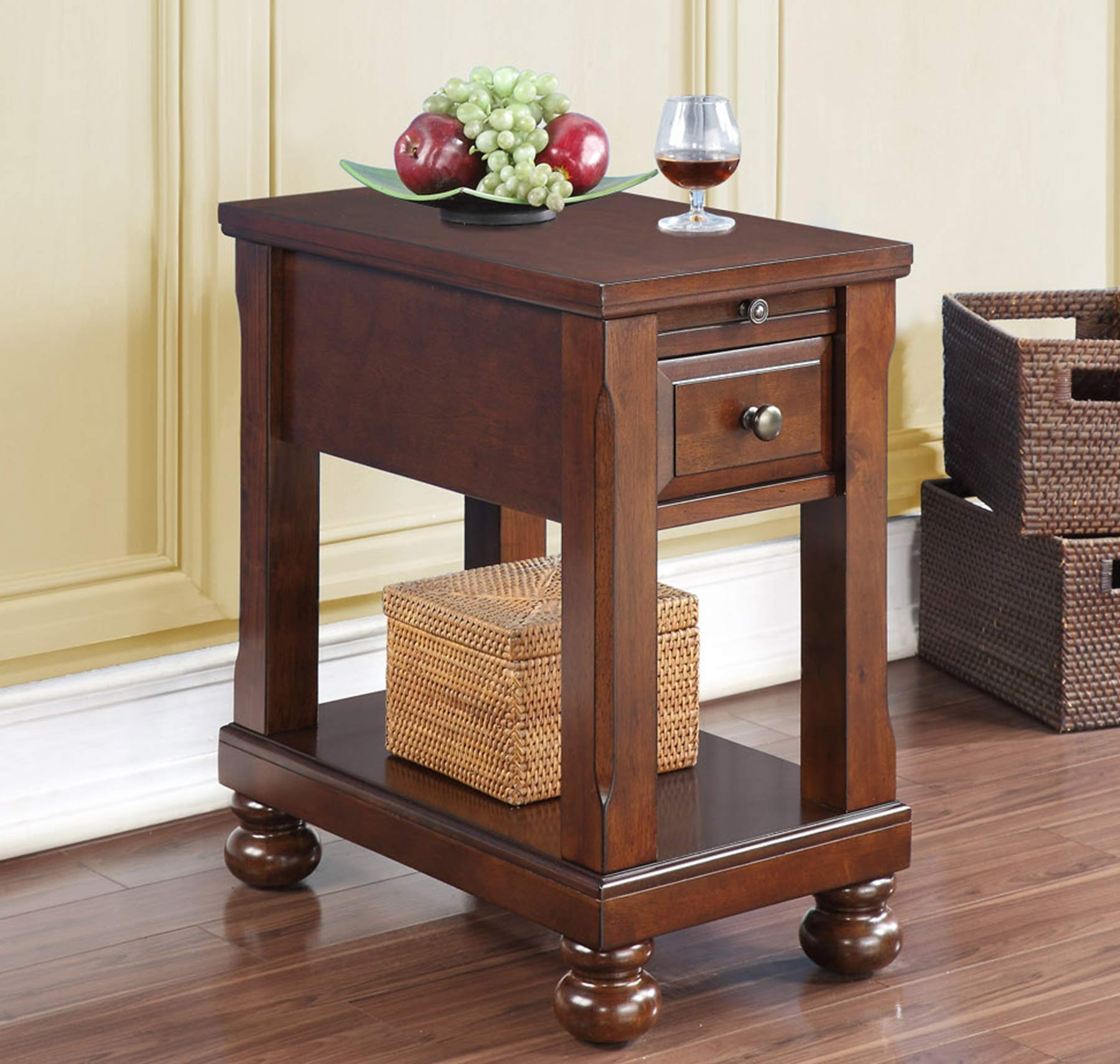 Chairside Table Wpower Outlet Tennessee Enterprises Inc