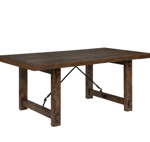 Rustic Lodge 279 Table