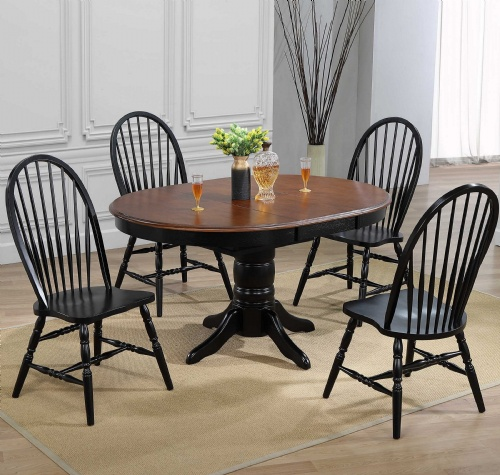 Windswept Bowback Side Chair Tennessee Enterprises, Inc