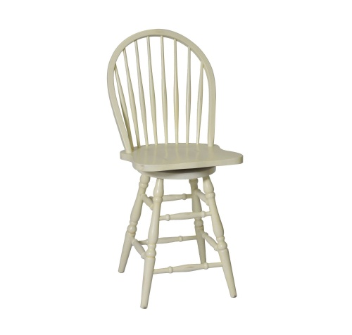 "Windswept Bowback 24""Barstool (MATCH WS005)"