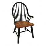 St. Michael Arm Chair Two Tone